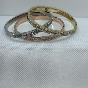 Bangles stainless steel